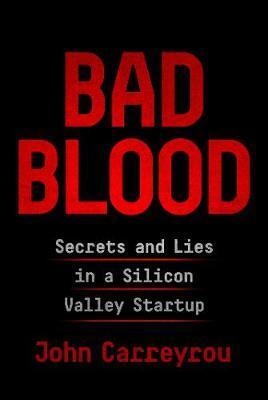 Bad Blood by John Carreyrou image