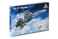 Italeri 1/72 SU-27 Flanker - Scale Model Kit