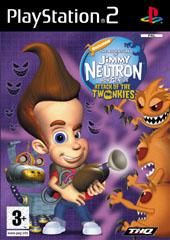 Jimmy Neutron: Attack of the Twonkies for PlayStation 2
