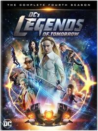 DC's Legends of Tomorrow: The Complete Fourth Season on DVD