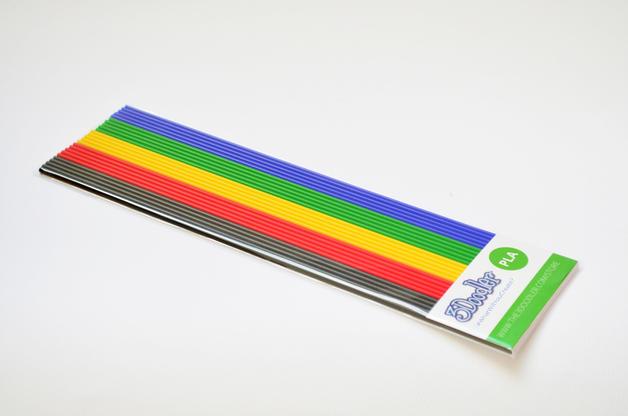 3Doodler: Create PLA Plastic - Essentials (25 Strands)