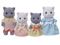 Sylvanian Families: Persian Cat Family
