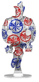 Marvel: Captain Marvel (Patriotic Age) - Pop! Vinyl Figure + Protector