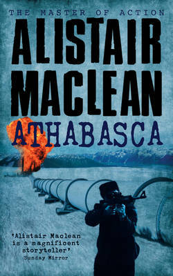 Athabasca by Alistair MacLean image