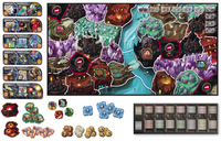 Small World Underground - Board Game