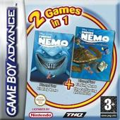 Finding Nemo + Finding Nemo: The Continuing Adventures (Double Pack) for Game Boy Advance