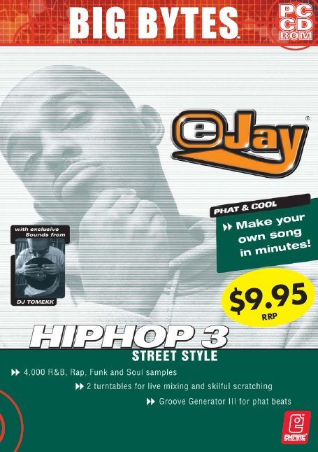 Hip Hop eJay 3 for PC Games