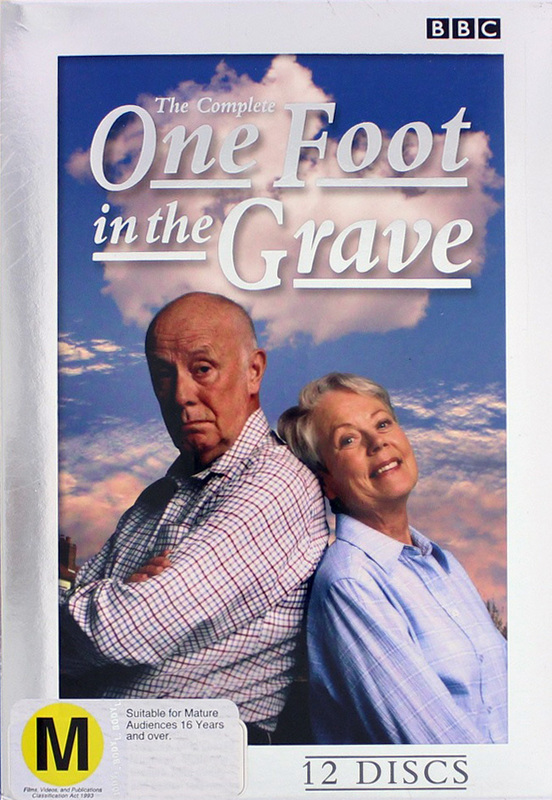 One Foot In The Grave - The Complete Collection on DVD