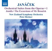 Orchestral Suites from the Operas, Vol. 1 by Leos Janacek