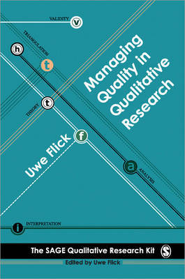 Managing Quality in Qualitative Research by Uwe Flick image