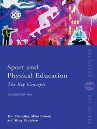 Sport and Physical Education by Tim Chandler image