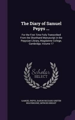 The Diary of Samuel Pepys ... by Samuel Pepys image