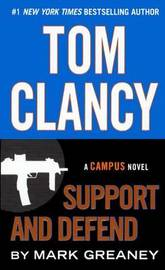 Tom Clancy by Mark Greaney