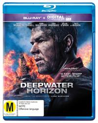 Deepwater Horizon on Blu-ray image