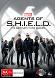 Marvel's Agents of S.H.I.E.L.D - The Complete Third Season on DVD