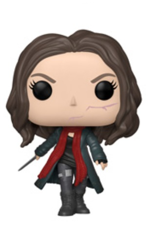 Mortal Engines - Hester Shaw (Unmasked Ver.) Pop! Vinyl Figure