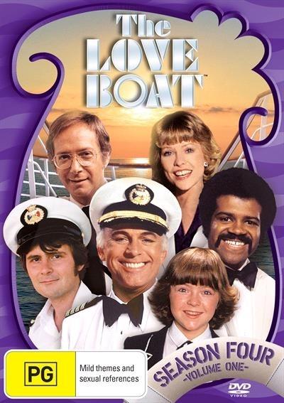 The Love Boat: Season 4 - Part 1 on DVD image
