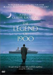The Legend Of 1900 on DVD