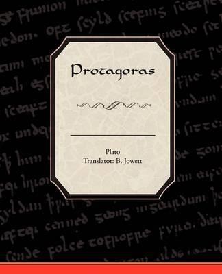 Protagoras by Plato image