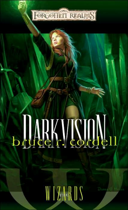 Forgotten Realms: Darkvision (Wizards #3) by Bruce R. Cordell image