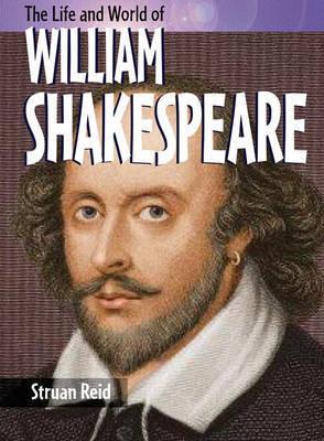 William Shakespeare by Struan Reid