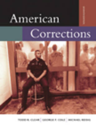 American Corrections by George F Cole