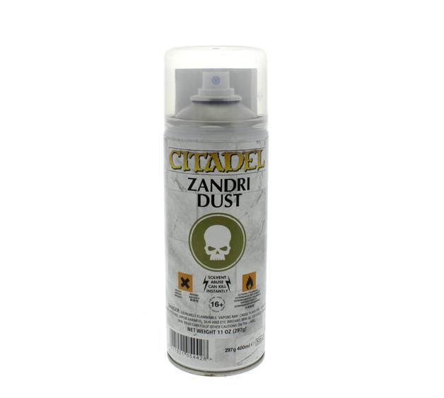 Citadel Spray Paint - Zandri Dust