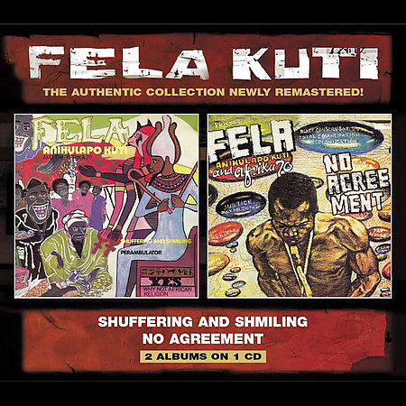 Shuffering & Shmiling/No Agreement by Fela Kuti image