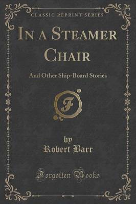 In a Steamer Chair by Robert Barr image