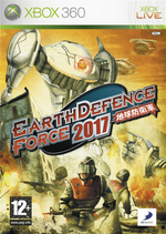 Earth Defence Force 2017 for Xbox 360