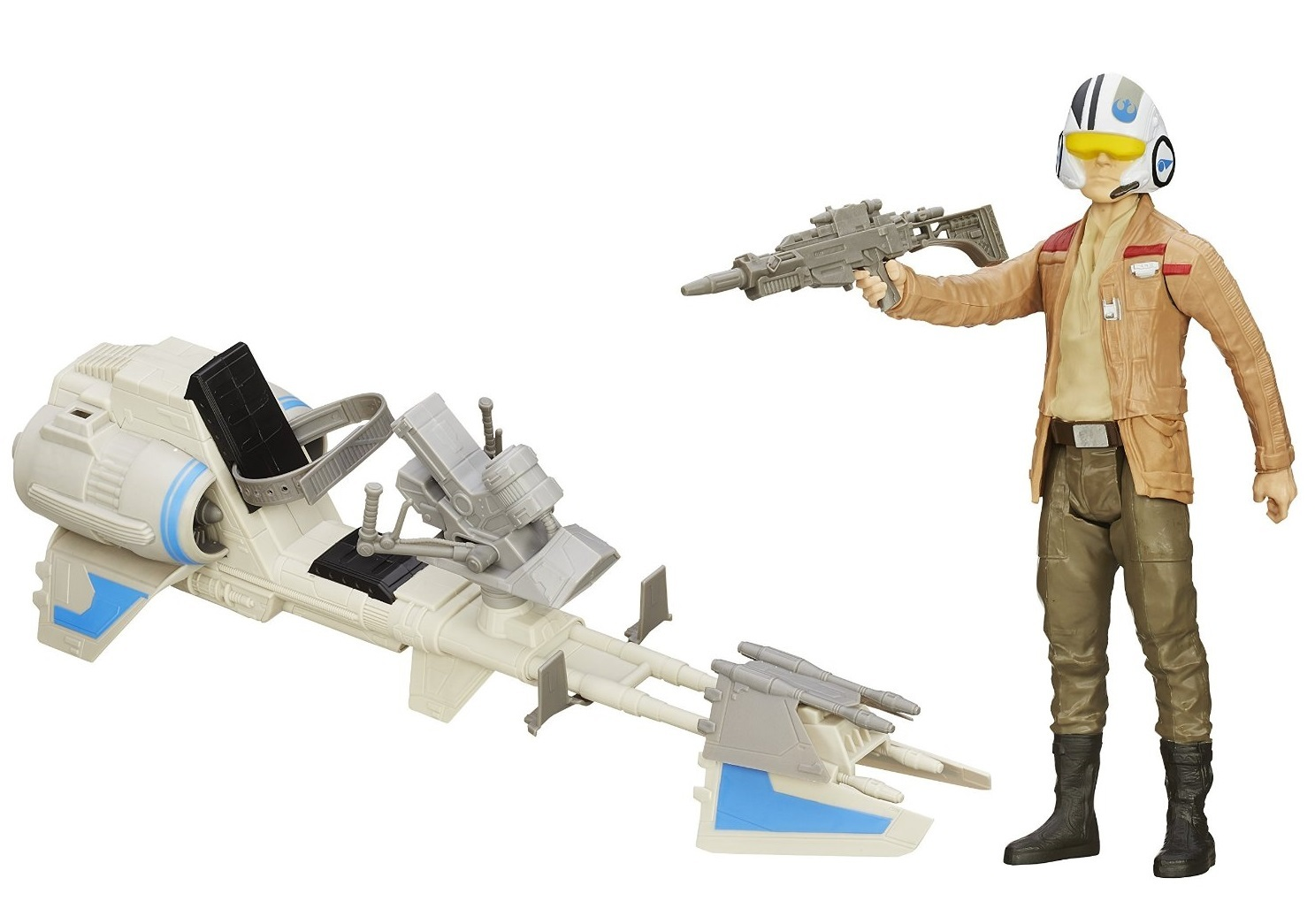 Star Wars: The Force Awakens 12-inch Speeder Bike image