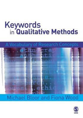 Keywords in Qualitative Methods by Michael Bloor image