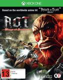 A.O.T. (Attack on Titan) Wings of Freedom for Xbox One