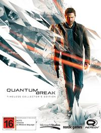 Quantum Break: Timeless Collector's Edition for PC Games