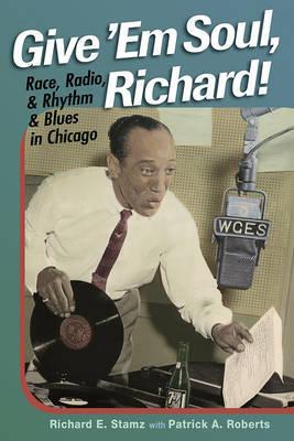 Give 'Em Soul, Richard! by Richard E. Stamz image