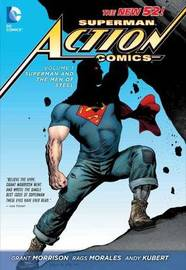 Superman Action Comics Volume 1: Superman and the Men of Steel TP (The New 52) by Grant Morrison