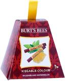 Burt's Bees Kissable Colour Set - Rhubarb & Watermelon