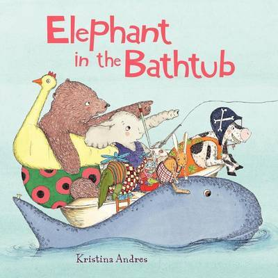 The Elephant in the Bathtub by Krista Andres image