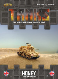 TANKS: British - Honey Tank Expansion
