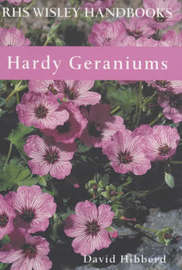 Hardy Geraniums by David Hibberd image