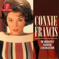 The Absolutely Essential 3CD Collection by Connie Francis