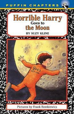 Horrible Harry Goes to the Moo by Suzy Kline image