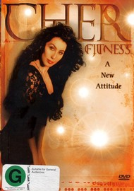 Cher Fitness: A New Attitude on DVD image