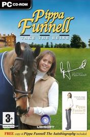 Pippa Funnell: Take the Reins Gift pack (includes Book) for PC Games image
