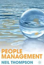 People Management by Neil Thompson