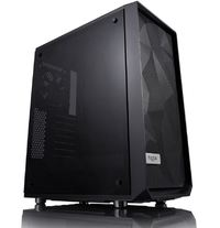 Fractal Design Meshify C Tempered Glass - Black