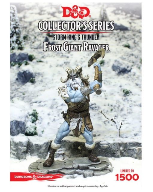 Dungeons & Dragons: Storm King's Thunder: Frost Giant Ravager