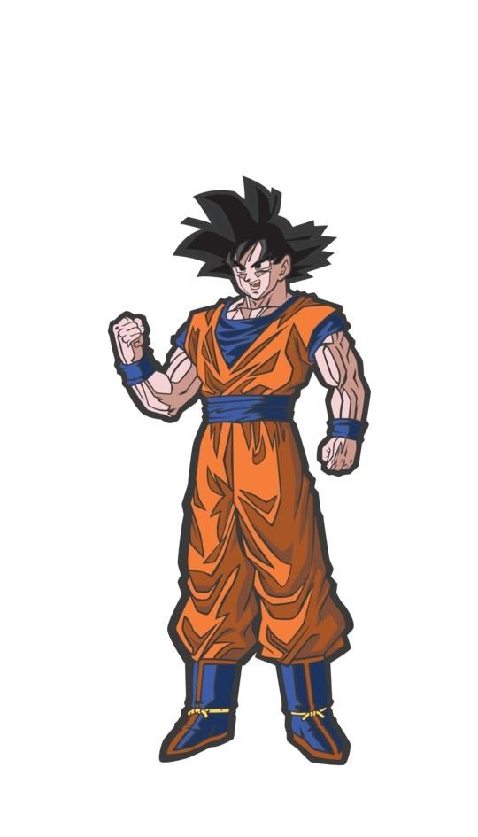Dragon Ball Z: Goku (#22) - Collectors FIGPiN image