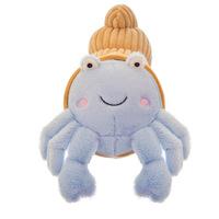 """Gorilla: Crab Plush - Blue (28"""")"""
