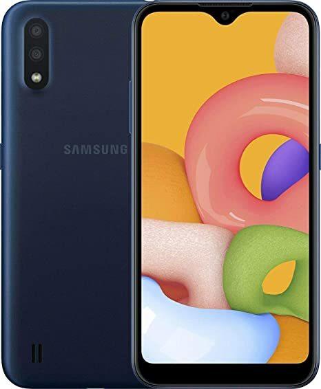 Samsung Galaxy A01 (16GB/2GB RAM) - Blue